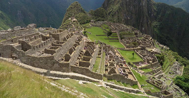 Wandering Tribe - Peru - Machu Picchu - Blog Feature Image