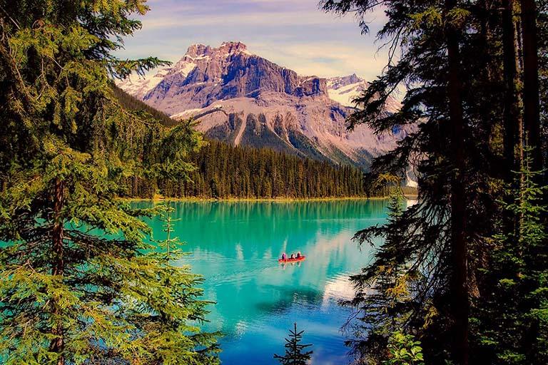 Canada - Yoho National Park - Emerald Lake