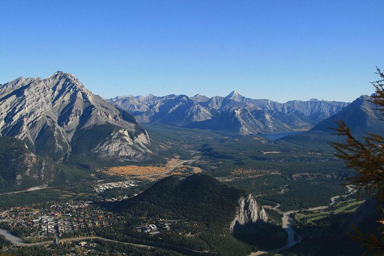 Canada - Banff - Sulphur Mountain