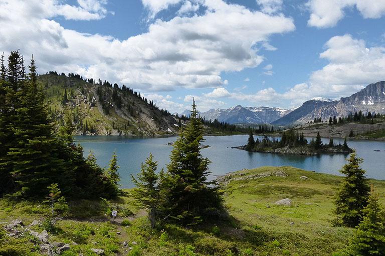 Canada - Banff - Sunshine Meadow's Trail