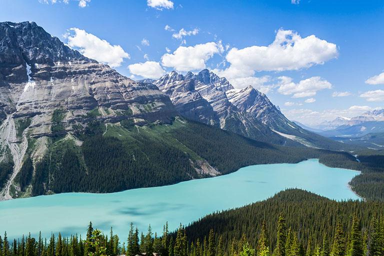 Canada - Lake Peyto