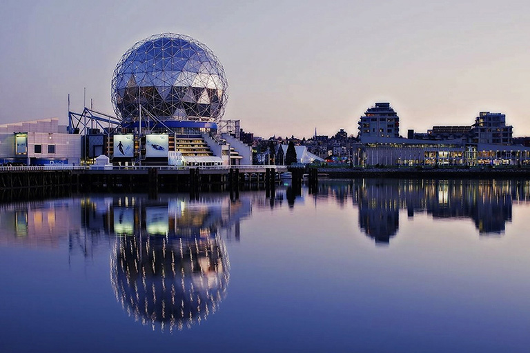 Canada - Vancouver - Telus Science World