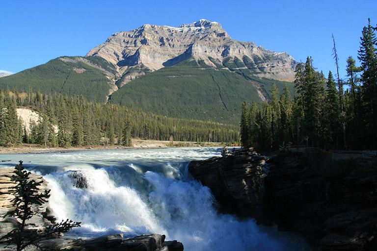 Canada - Athabasca Falls