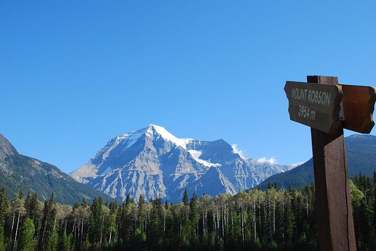 Canada - Mount Robson