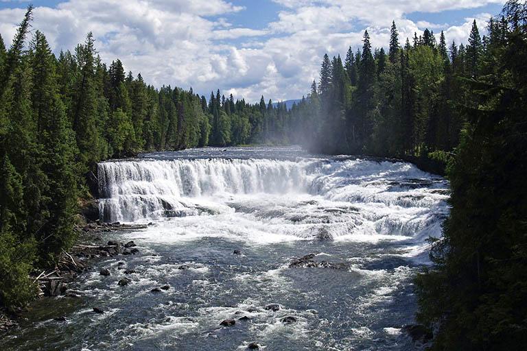 Canada - Wells Gray Provincial Park