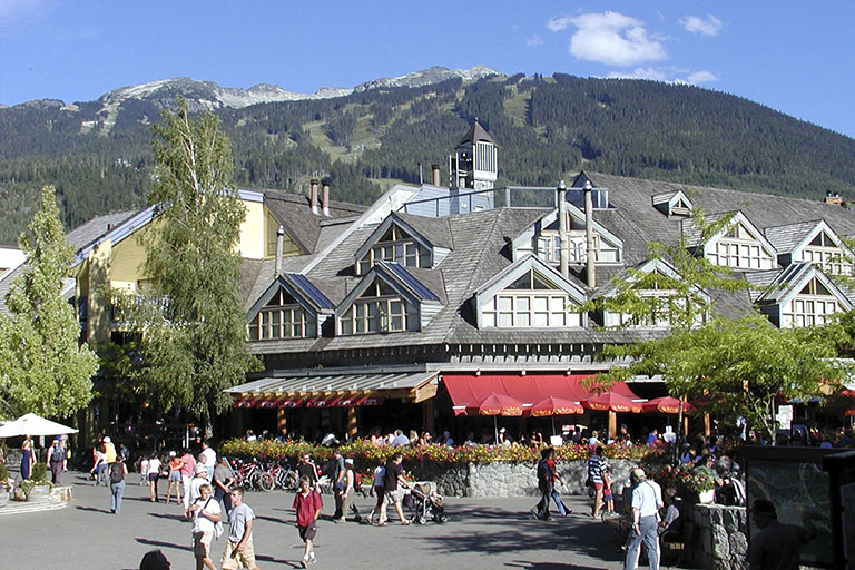 Canada - Whistler Village