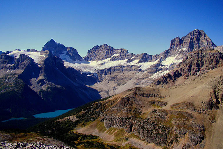 Canada - Banff National Park - Mount Assiniboine