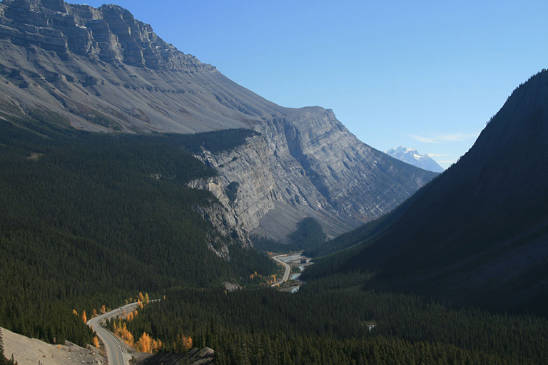 Canada - Icefields Parkway