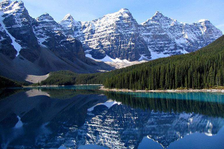Canada - Lake Moraine