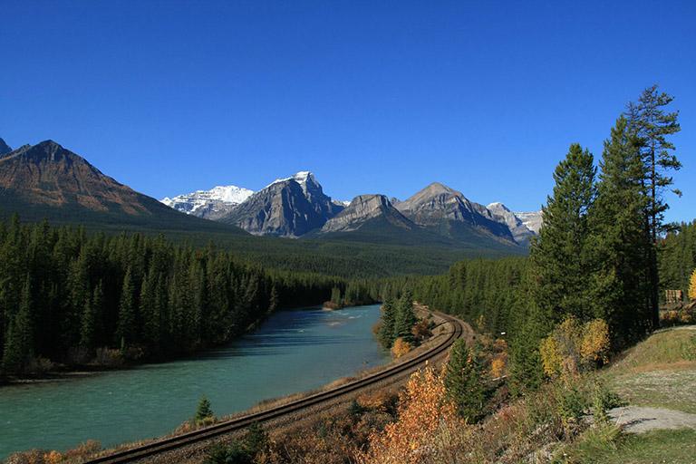 Canada - Rocky Mountaineer Railway
