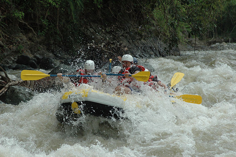 Costa Rica - White-Water Rafting