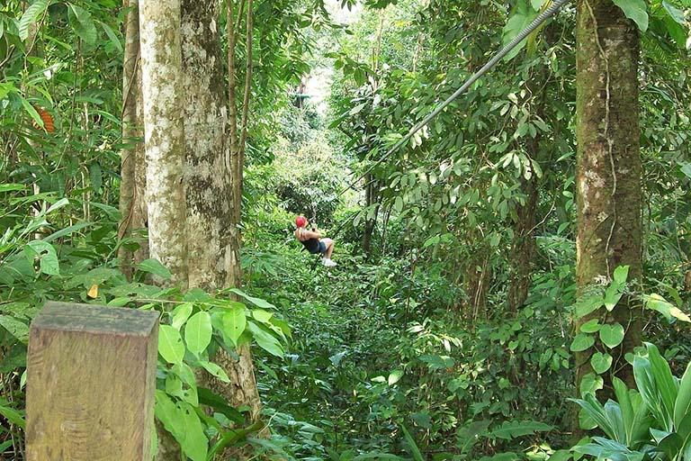 Costa Rica - Zip-lining