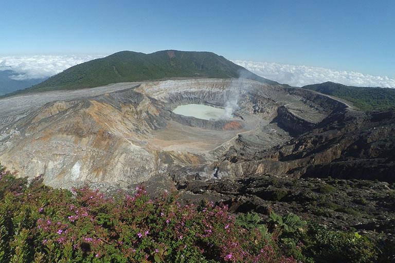 Costa Rica - Poas Volcano