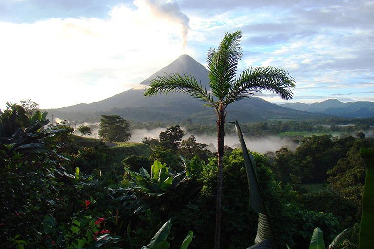 Costa Rica - Arenal Volcano
