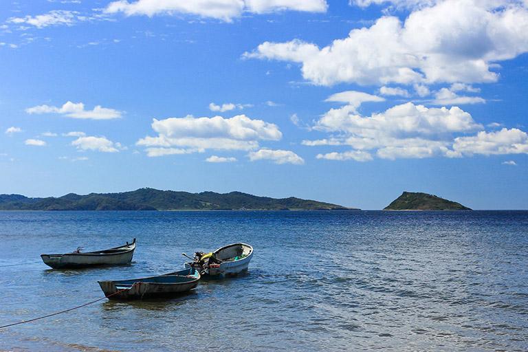Costa Rica - Coast & Sea