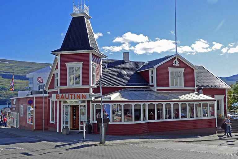 Iceland - Akureyri Town Centre