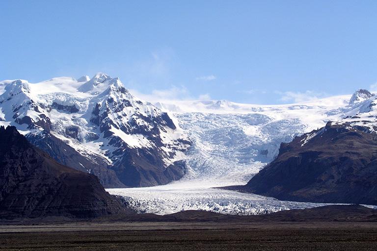 Iceland - Vatnajökull Glacier - Skaftafell