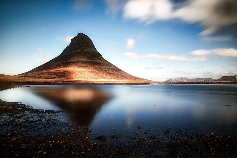 Iceland - Kirkjufell Mountain