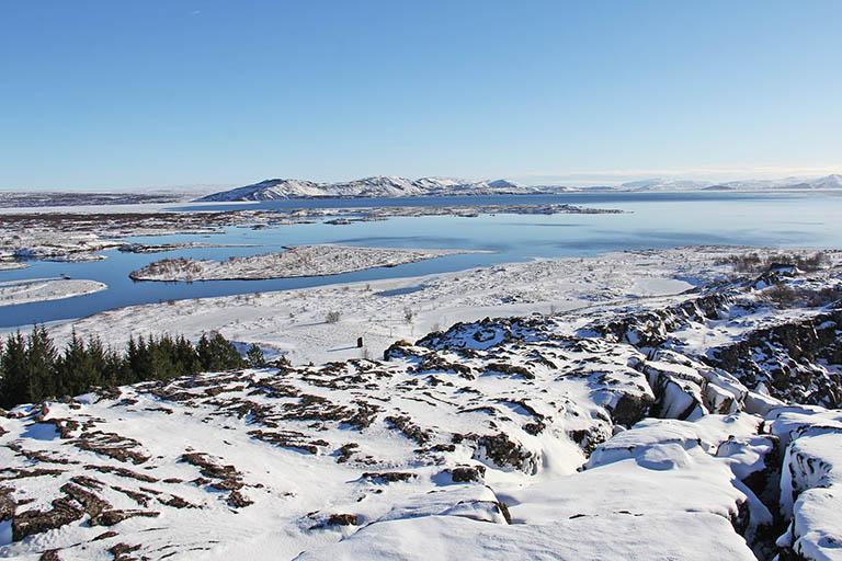 Iceland - Þingvellir Lake