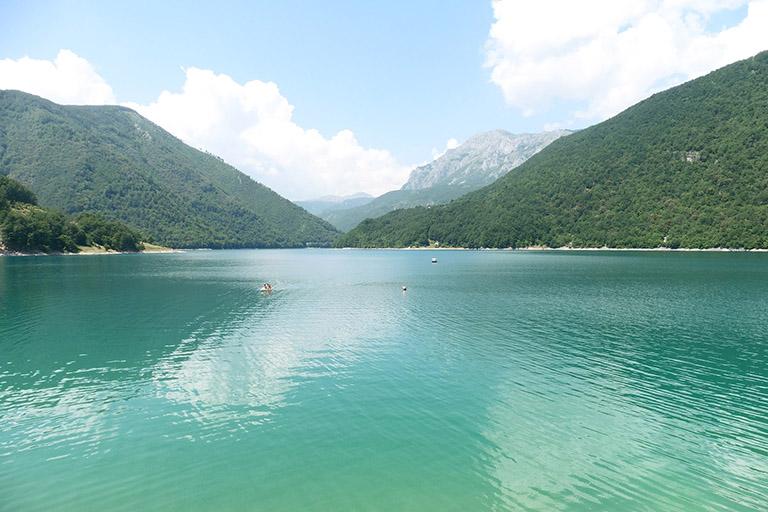 Montenegro - Pluzine