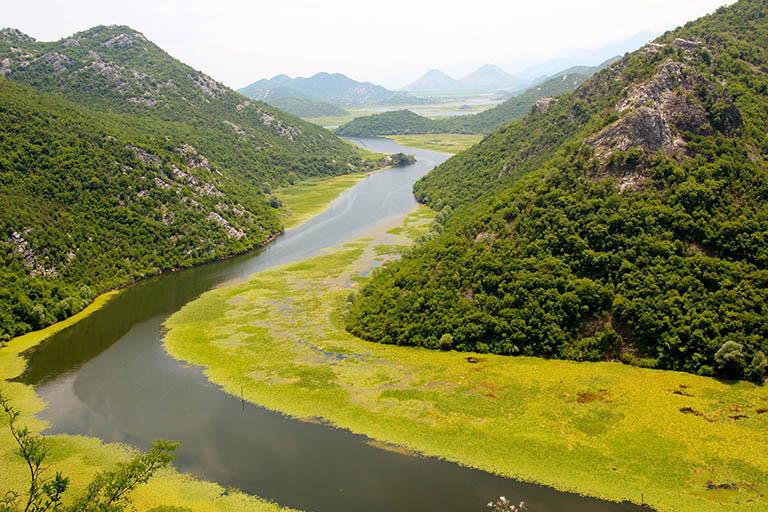 Montenegro - Lake Skadar
