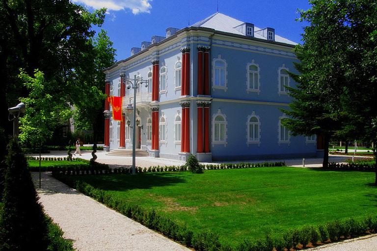 Montenegro - Cetinje - Blue Palace