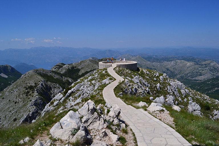 Montenegro - Lovćen National Park