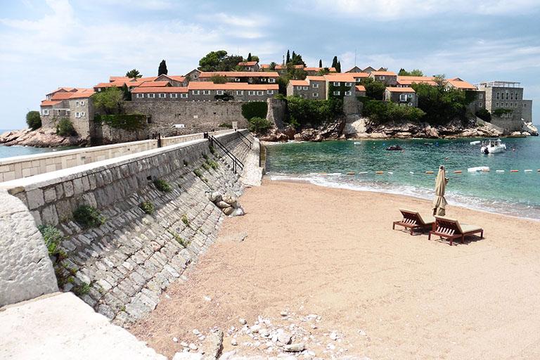 Montenegro - Sveti Stefan