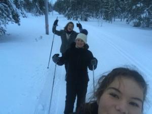Lapland - Dijoux/Drury Family Testimonial