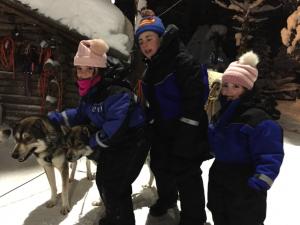 Lapland - Murray Family Testimonial