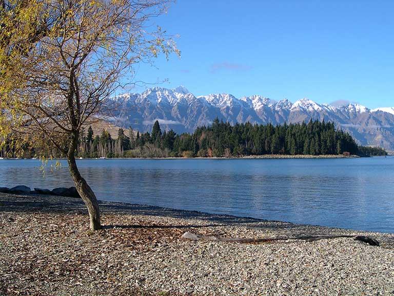 New Zealand - Queenstown The Remarkables