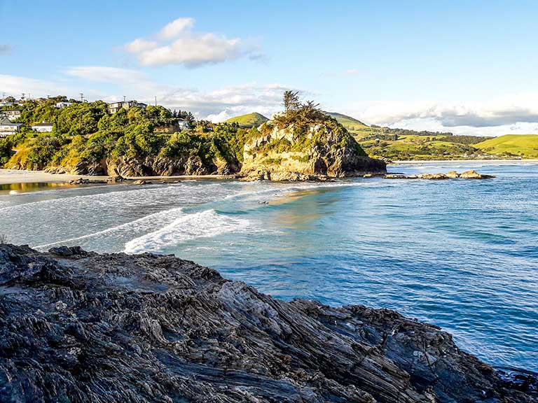 New Zealand - Catlins Beach