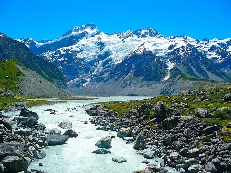 New Zealand - Mount Cook National Park