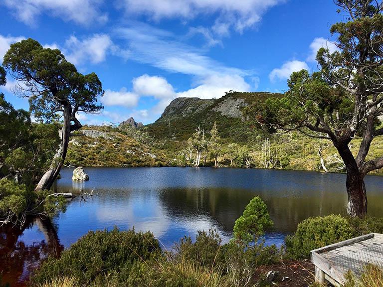 Australia - Tasmania - Dove Lake