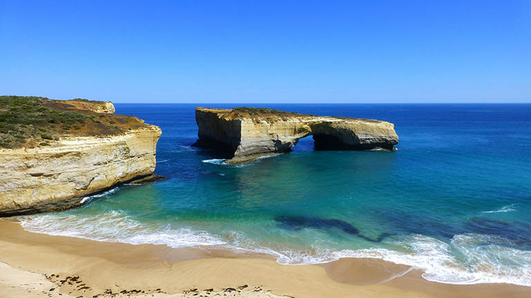 Australia - Great Ocean Road - London Arch