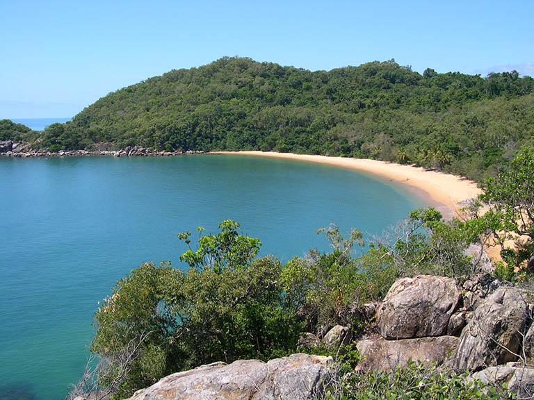 Australia - Hinchinbrook Island