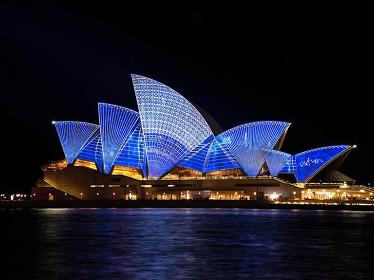 Australia - Sydney Opera House