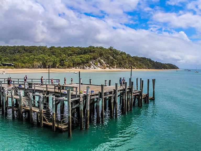 Australia - Fishing Pontoon