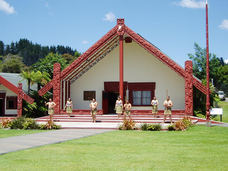 New Zealand - Māori Hangi Performance