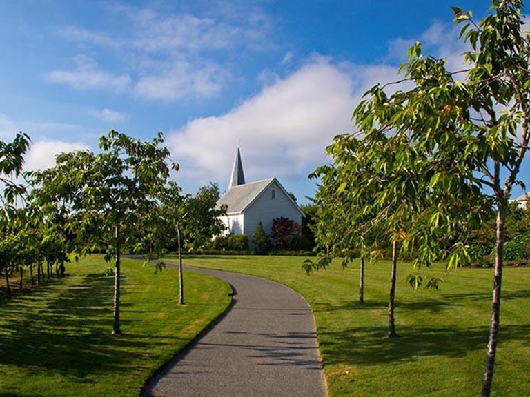 New Zealand - Church