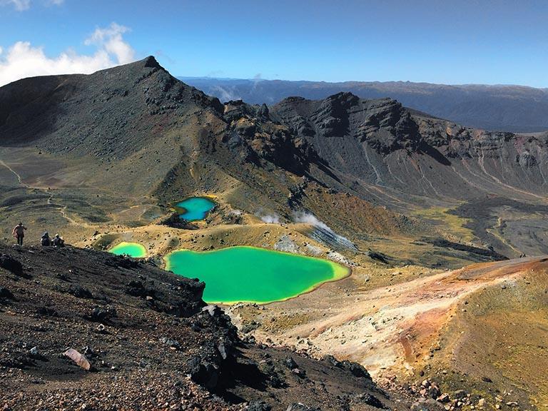New Zealand - Tongariro Crossing