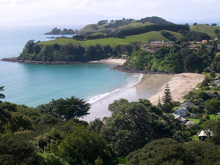 New Zealand - Waiheke Island