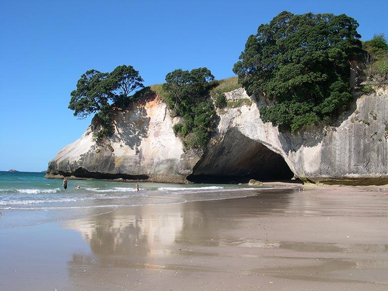New Zealand - Cathedral Cove Coromandel Peninsula