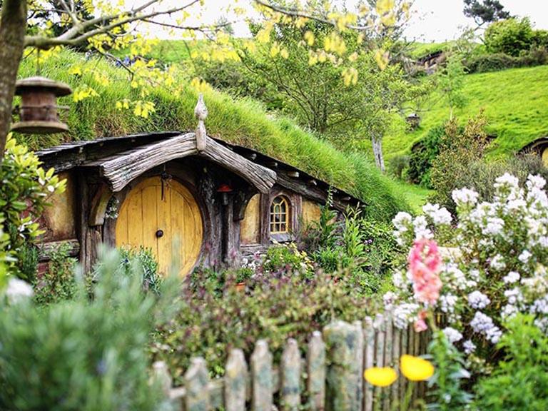 New Zealand - Hobbiton Matamata