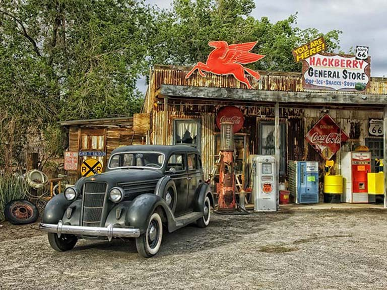 Western USA - Route 66