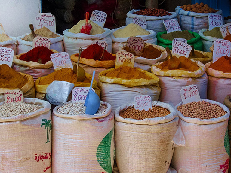 Morocco - Spices Souks