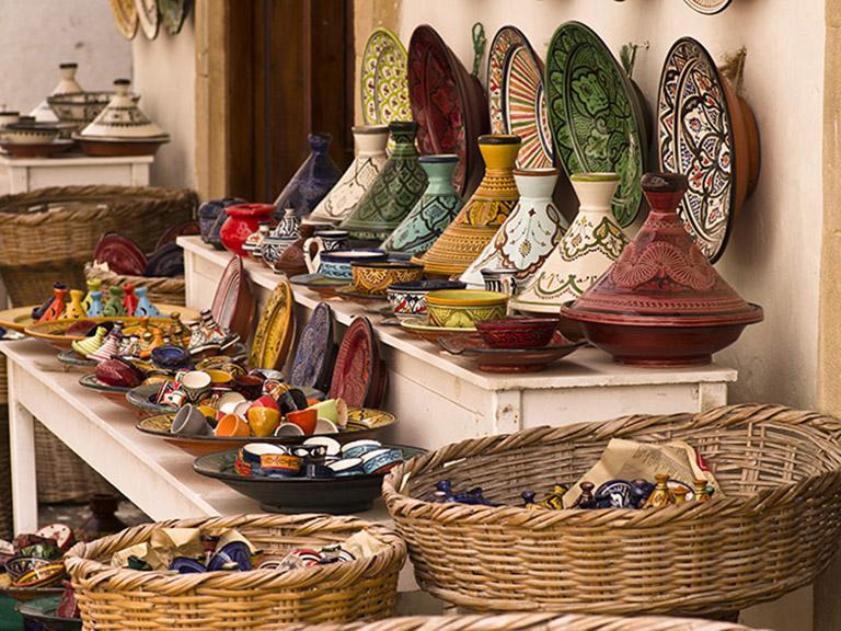 Morocco - Ceramics