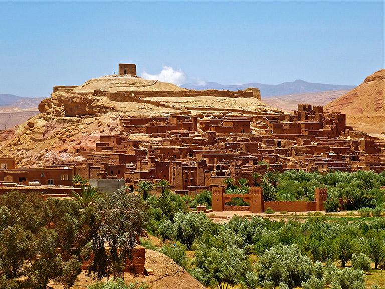 Morocco - Ait Ben Haddou