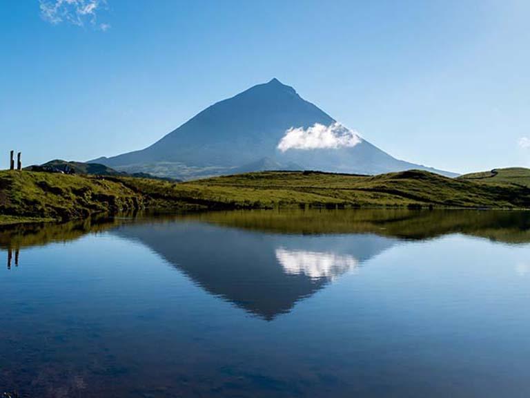 Azores - Pico Volcano