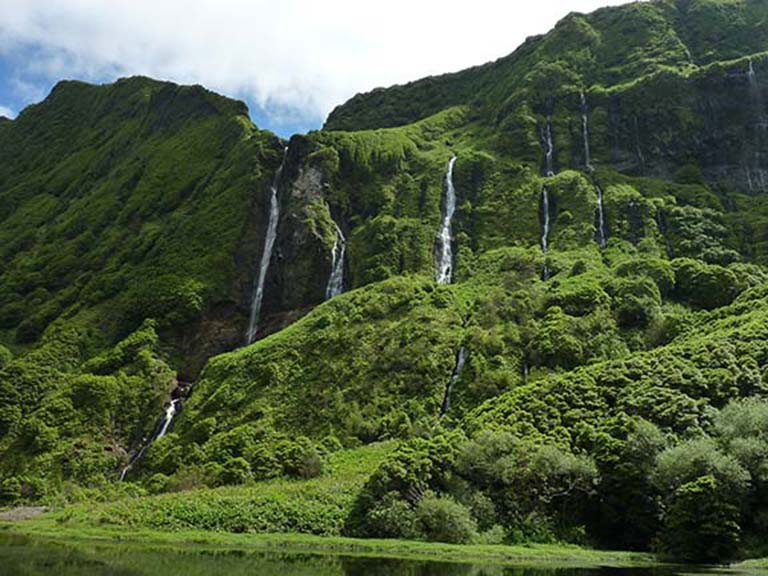 Azores - Waterfalls
